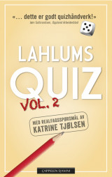 Omslag - Lahlums Quiz vol.2