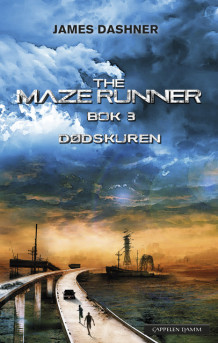 The maze runner 3. Dødskuren av James Dashner (Heftet)