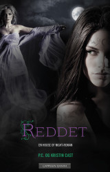 Omslag - Reddet - House of Night 12