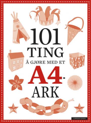 Bilde av 101 Ting å Gjøre Med Et A4-ark