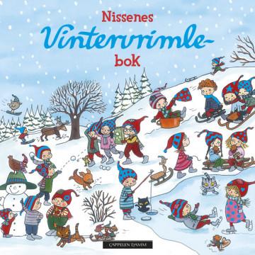 Nissenes vintervrimlebok Kristina Schaefer {TYPE#Innbundet}