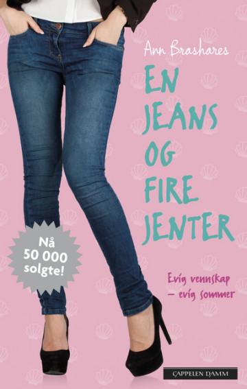 Bilde av En Jeans Og Fire Jenter
