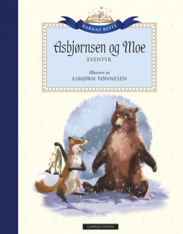 Bilde av Barnas Beste: Asbjørnsen Og Moe - Eventyr