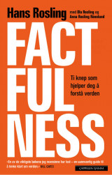 Omslag - Factfulness