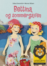 Omslag - Bettina og sommergaven