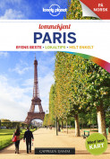 Omslag - Paris Lonely Planet Lommekjent