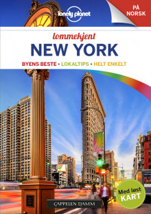 New York Lonely Planet Lommekjent av Lonely Planet (Heftet)