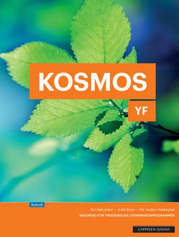 Bilde av Kosmos Yf Lærebok (2017)
