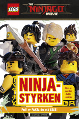 Omslag - LEGO® The NINJAGO®  Movie - Ninja-styrken