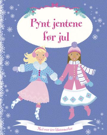 Pynt jentene før jul  {TYPE#Heftet}