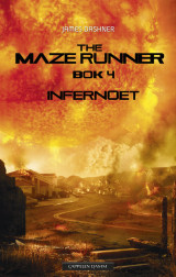 Omslag - The Maze runner 4. Infernoet