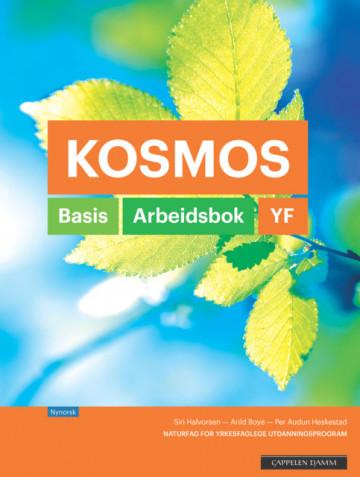 Bilde av Kosmos Yf Basis Arbeidsbok (2017)