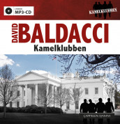 Kamelklubben av David Baldacci (Lydbok MP3-CD)