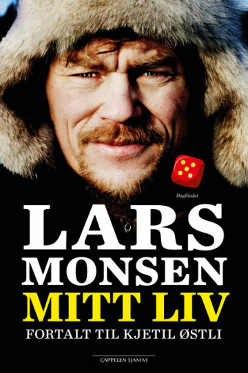 Bilde av bokomslaget til 'Lars Monsen'