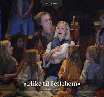 Bilde av -like Til Betlehem