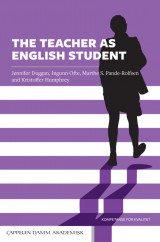 Omslag - The Teacher as English Student