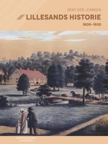 Bilde av Lillesands Historie