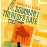 Omslag - Sommar i Thereses gate