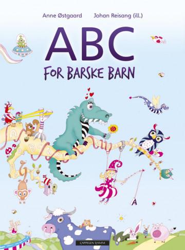 Bilde av Abc For Barske Barn