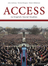 Omslag - Access to English: Social Studies (2018)