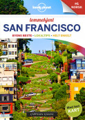 Omslag - San Francisco Lonely Planet Lommekjent