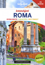 Omslag - Roma Lonely Planet Lommekjent