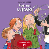 Omslag - For en vikar!