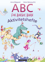 Omslag - ABC for barske barn AKTIVITETSHEFTE