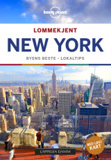 Omslag - New York Lonely Planet Lommekjent