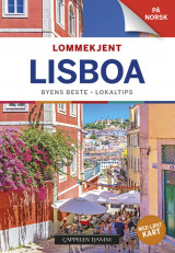 Omslag - Lisboa Lonely Planet Lommekjent