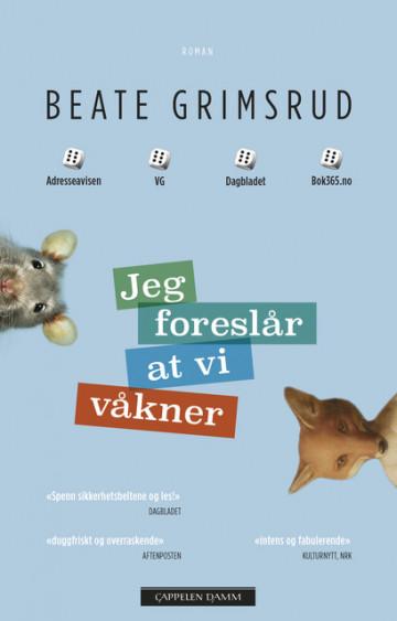 Bilde av Jeg Foreslår At Vi Våkner
