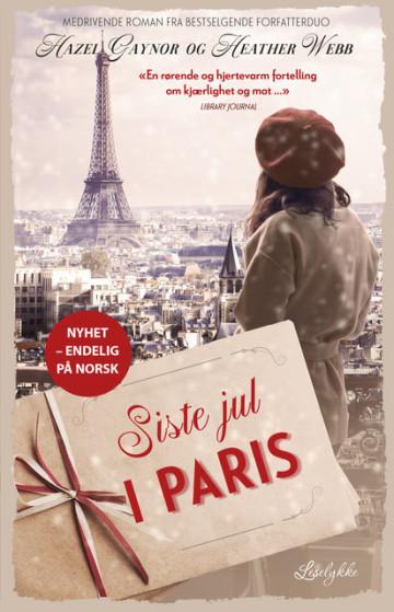 Siste jul i Paris Hazel Gaynor {TYPE#Ebok}