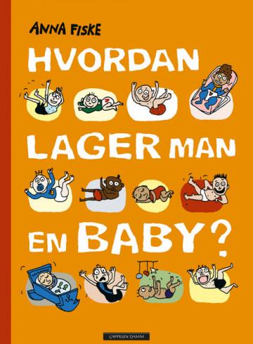 Bilde av Hvordan Lager Man En Baby?