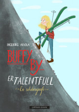 Omslag - Buffy By er talentfull