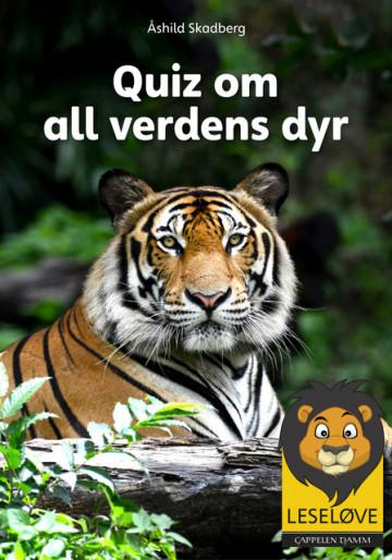 Bilde av Quiz Om All Verdens Dyr