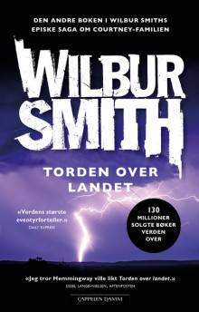 Torden over landet av Wilbur Smith (Heftet)