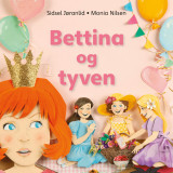 Omslag - Bettina og tyven