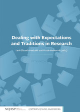 Omslag - Dealing with Expectations and Traditions in Research
