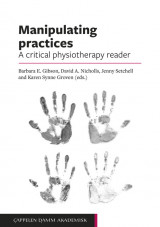 Omslag - Manipulating practices: A critical physiotherapy reader