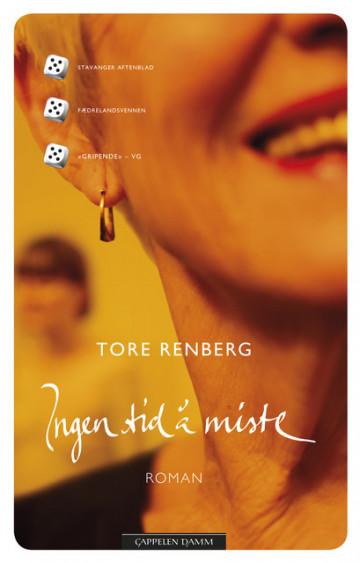 Bilde av bokomslaget til 'Ingen tid å miste'
