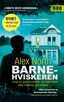 Barnehviskeren av Alex North (Ebok)