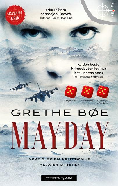 Mayday av Grethe Bøe (Innbundet)