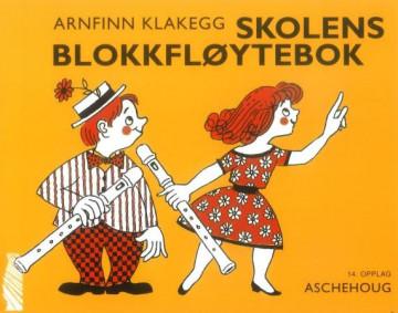 Bilde av Skolens Blokkfløytebok