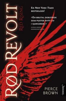Rød revolt av Pierce Brown (Heftet)