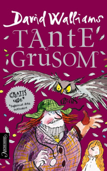 Tante Grusom av David Walliams (Innbundet)