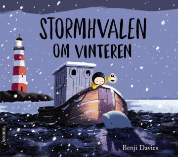 Bilde av Stormhvalen Om Vinteren