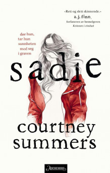 Sadie av Courtney Summers (Ebok)