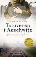 Omslag - Tatovøren i Auschwitz