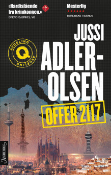 Offer 2117 av Jussi Adler-Olsen (Heftet)