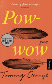 Powwow av Tommy Orange (Ebok)